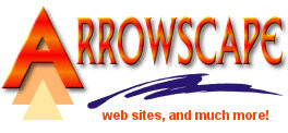 Arrowscape - for the ideal school website